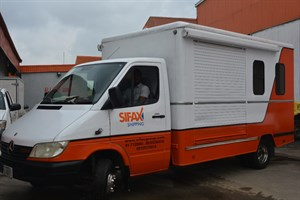 SIFAX Shipping Truck 3
