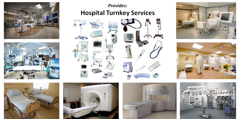 Intro Africa - Hospital Turkney Services Case Study